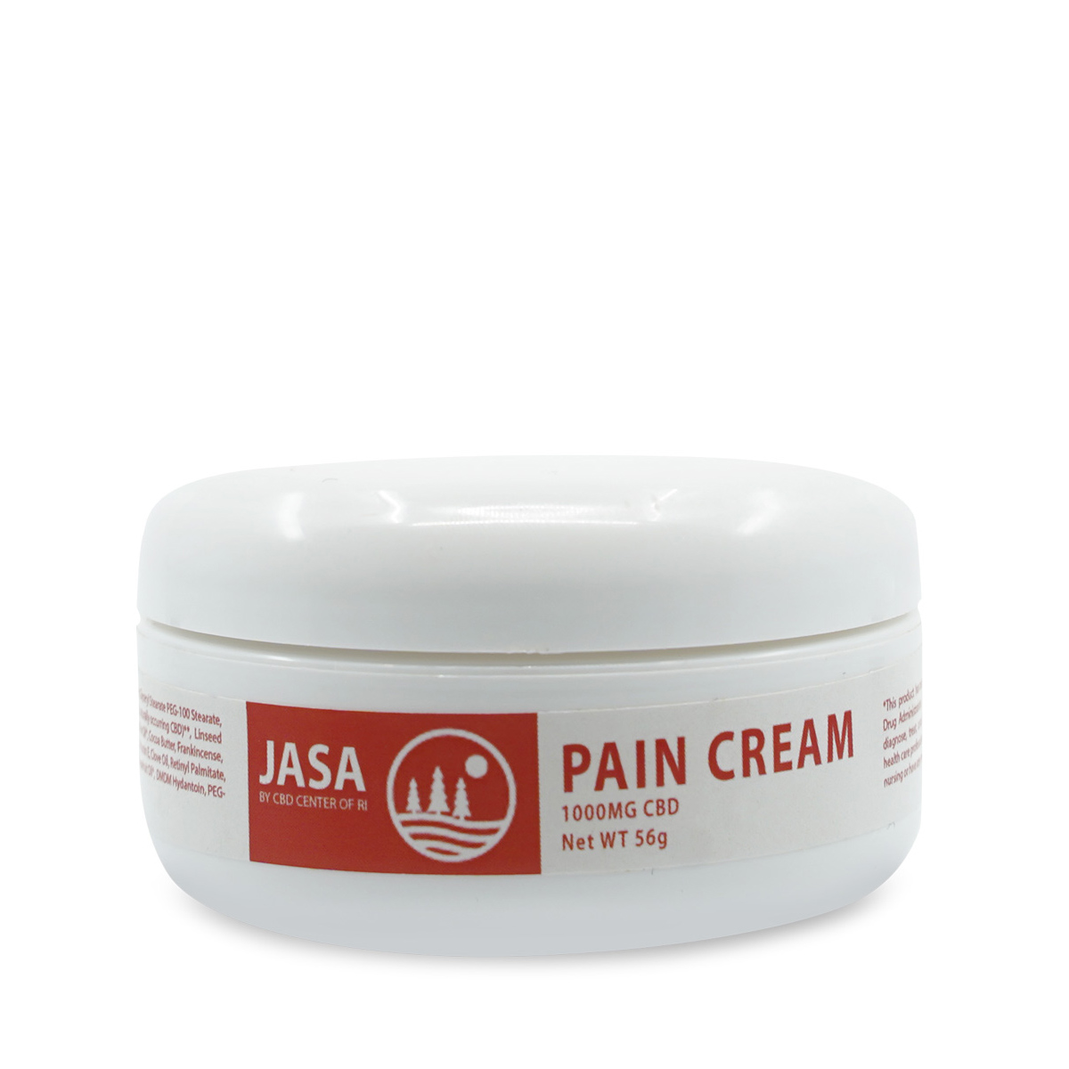 JAVA-Pain-Cream CBC Center of RI